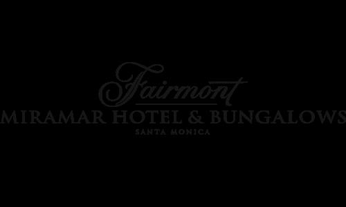 Fairmont Miramar Hotel & Bungalows logo
