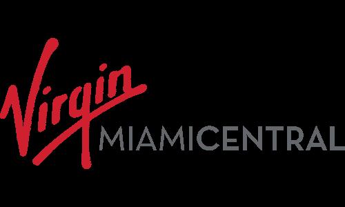 Virgin Miami Central logo