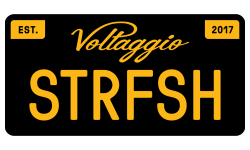 Voltaggio STRFSH Santa Monica restaurant logo